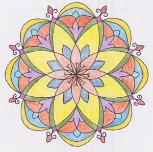 Mandala 500 1