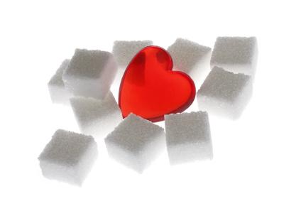 Zucker und Herz - Gesundheitsvorsorge