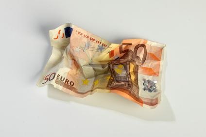 Der Euro in der Krise
