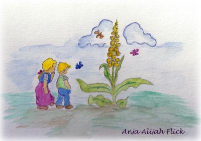 Heilpflanzenkalender August