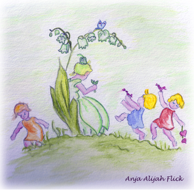 Heilpflanzenkalender Mai