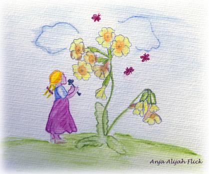 Heilpflanzenkalender März